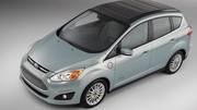 Ford C-Max Solar Energi : la recharge solaire de moins en moins utopique