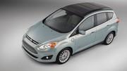 Ford présente un prototype à énergie solaire !
