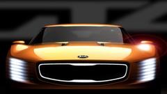 Kia GT4 Stinger, coupé pur jus