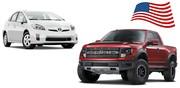 Marché automobile US: bon cru 2013