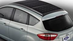 Ford C-MAX Solar Energi, hybride rechargeable au soleil grâce au concentrateur Fresnel