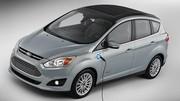 Ford C-MAX Solar Energi Concept : branché sur le soleil