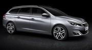 Peugeot 308 SW : Place au break !