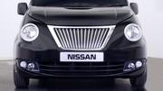 Nissan déguise son taxi NV200 pour mieux séduire Londres