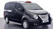 Nissan réinvente le taxi londonien
