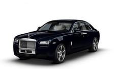 Série spéciale : Rolls-Royce Ghost Spec-V