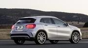 Voici le Mercedes GLA 45 AMG