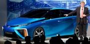 Toyota va rouler à l'hydrogène aux États-Unis