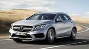 Mercedes GLA 45 AMG : du genre agressif et sauvage