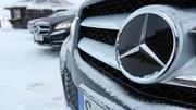 Mercedes annonce des progrès dans la mise au point d'une climatisation au CO2