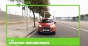 Emission Automoto : EcoSport; Laponie; Alpine