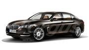 Future BMW Série 7 (2015) : agilité et efficience