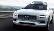 Volvo XC Coupé Concept : les premières photos officielles !