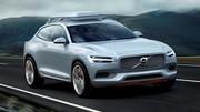 Volvo XC Coupé : Saut en hauteur