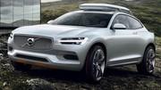 Volvo Concept XC Coupé : le nouveau XC90 s'affiche à Detroit
