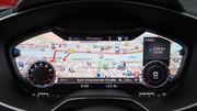 Intérieur Audi TT 3 : Écran total
