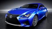 Lexus RC F : Nouveau terrain de chasse