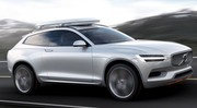 Volvo Concept XC Coupé: un XC90 version light