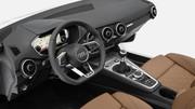 Future Audi TT 2014 : l'intérieur se dévoile au CES