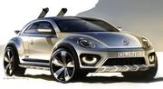 VW Coccinelle Dune Concept, rebelote