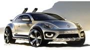 Volkswagen : une Coccinelle baroudeuse à Detroit
