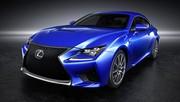 Detroit 2014 : un V8 de 450 ch pour la Lexus RC F