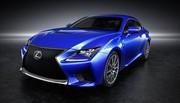 Lexus RC-F (2014) : plus de 450 ch pour l'héritière de l'IS F