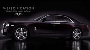 Rolls-Royce Ghost V-Specification : encore plus royale
