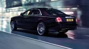 Rolls-Royce Ghost V : l'esprit et les ventes en plus