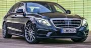 Mercedes S600, 530 chevaux dans la limousine