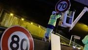 Limitation de vitesse : 70 km/h sur le périphérique parisien