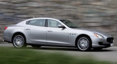 Essai Maserati Quattroporte S Q4 : Tout en maîtrise