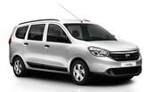 Nouvelles Dacia Lodgy et Dacia Dokker bi-carburation essence/GPL
