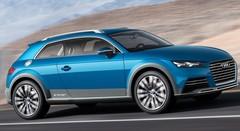 Audi Allroad Shooting Brake : Hybride d'un autre genre