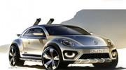 Volkswagen Bettle Dune, un tout terrain descendant de la Coccinelle?