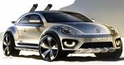 Volkswagen présentera un concept Coccinelle Dune à Detroit