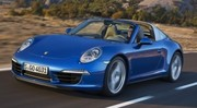 Porsche 911 Targa, 1ères photos en fuite