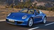 La Porsche 911 Targa découverte !