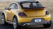 A Detroit, le concept Volkswagen Coccinelle Dune cultive le souvenir