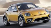 Volkswagen Beetle Dune : C'est du concret