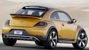 Volkswagen Coccinelle Dune Concept