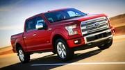 Detroit 2014: Ford F150