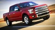 Ford F-150 2014 : Vœu de légèreté