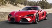 Toyota FT-1 : l'héritière de la Supra