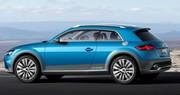 L'Audi Allroad Shooting Brake Concept annonce le futur TT à Detroit