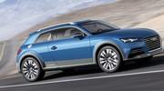 Audi Allroad Shooting Brake, le TT en filigrane