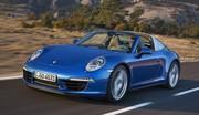 Nouvelle Porsche 911 Targa : un futur classique