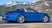 Porsche 911 Targa : Spectacle en plein air !