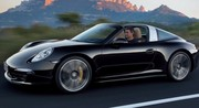 Porsche 911 Targa (991) : retour aux sources