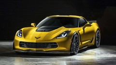 Les photos officielles de la Corvette Z06